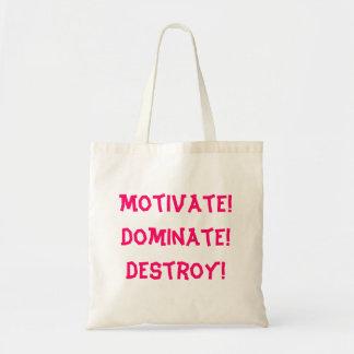 motivate bag