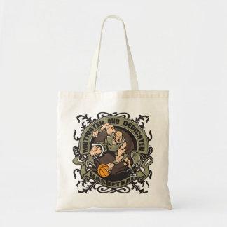 Motivated Basketball Tote Bag