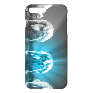 Motivated Employee or Special Businessman iPhone 7 Plus Case