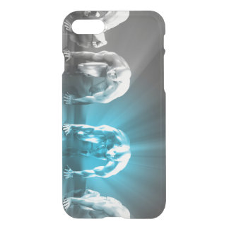 Motivated Employee or Special Businessman iPhone 8/7 Case