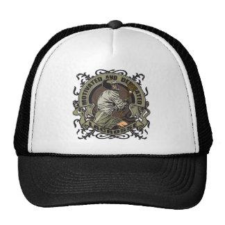 Motivated Lacrosse Trucker Hat