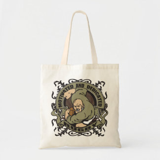 Motivated Rugby Tote Bag