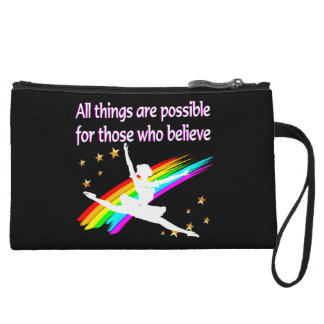 MOTIVATING ALL THINGS ARE POSSIBLE DANCER DESIGN WRISTLETS