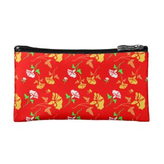Motivating Romantic Gregarious Exuberant Cosmetic Bag