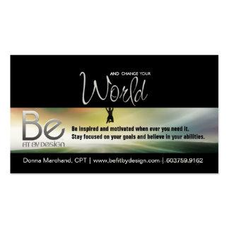 Motivation Business Card