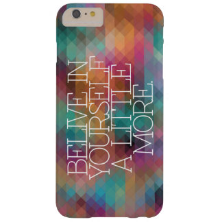 Motivation, inspiration, words of wisdom. quotes barely there iPhone 6 plus case