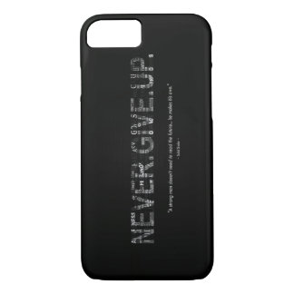 Motivation - Never Give Up iPhone 8/7 Case
