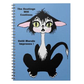 Motivation Notebooks