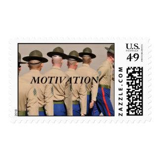 Motivation Postage Stamps