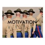 Motivation Postcard