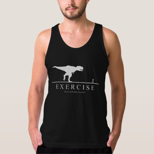 Motivation Required Tank Top