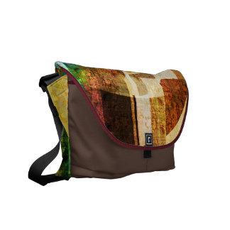 Motivation Rickshaw Messenger Bag