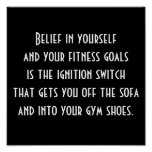 Motivation to Exercise Poster