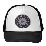 Motivational 3 Word Quotes ~Do It Now~ Trucker Hats