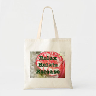 Motivational and Inspirational Phrase Tote Bag
