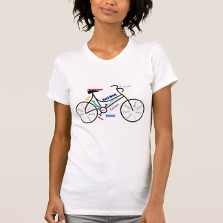 Motivational Bike, Bicycle, Cycling, Sport, Hobby Tees