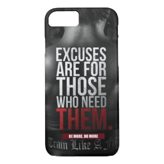 Motivational Bodybuilding Gym iPhone 8/7 Case