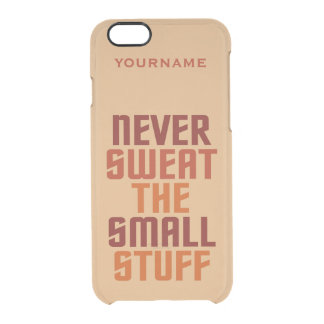 Motivational custom cases