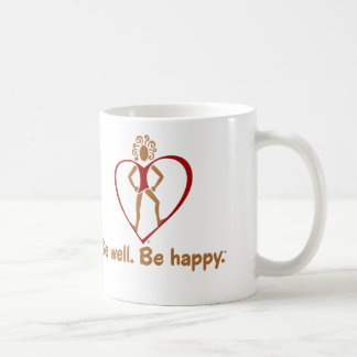 Motivational design for greater well-being coffee mug