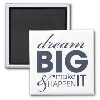 Motivational Dream Work Success Magnet