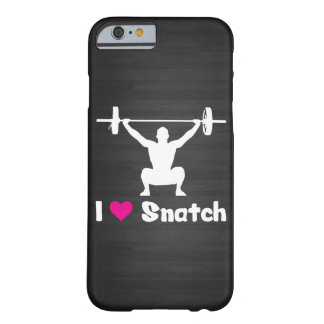 Motivational Fitness Gym Barely There iPhone 6 Case