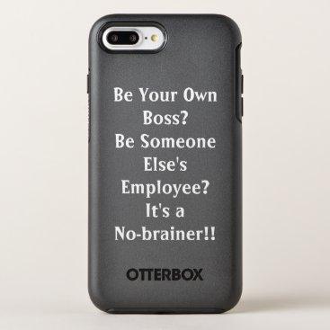 Motivational iPhone Case