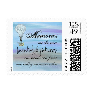 Motivational Memories Beautiful Pictures Stamp