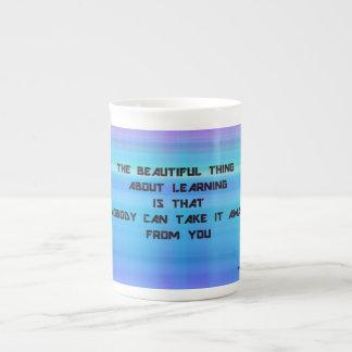 Motivational Mug Bone China Mug