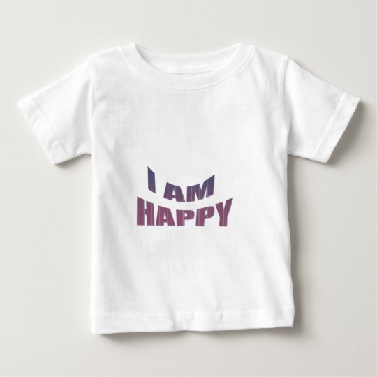 Motivational Phases Baby T-Shirt