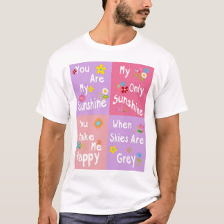 Motivational phrase typography - Collage T-Shirt