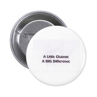 Motivational Phrases Pinback Button
