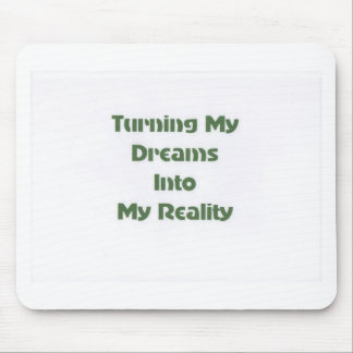 Motivational Phrases Mouse Pad