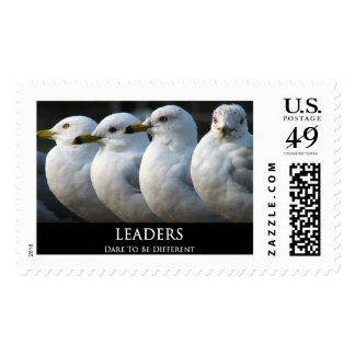 Motivational Postage Stamp