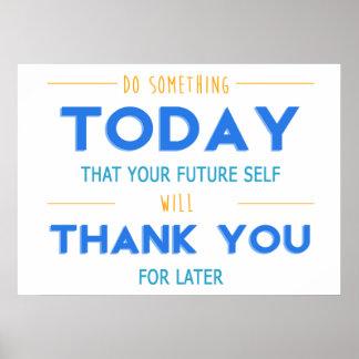 Motivational Poster for Entrepreneurs - Version 1