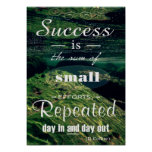 Motivational Poster Print