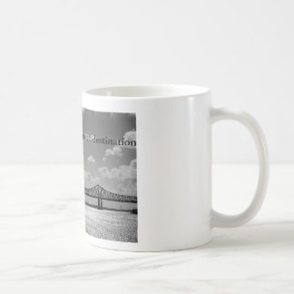 Motivational quote about success coffee mug