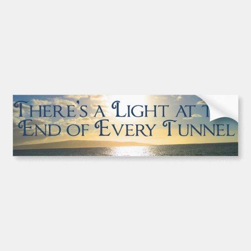 Motivational Quote Bumper Sticker