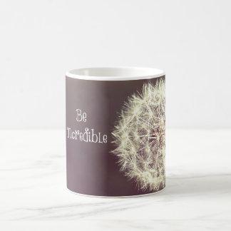 Motivational Quotes Be Incredible Coffee Mug