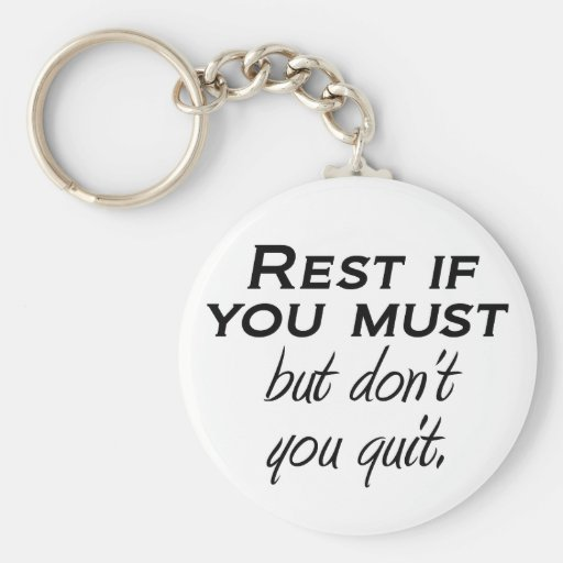 Motivational Quotes Keychains Confidence Gifts Zazzle