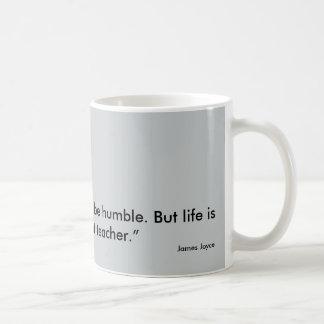 Motivational Quotes Mug - James Joyce