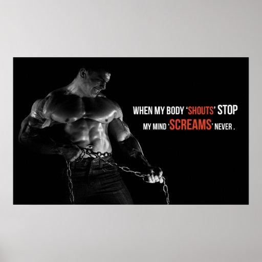 Motivational Quotes Print