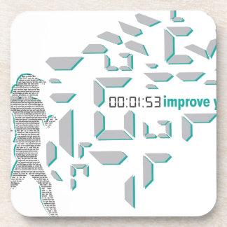Motivational Running Coaster
