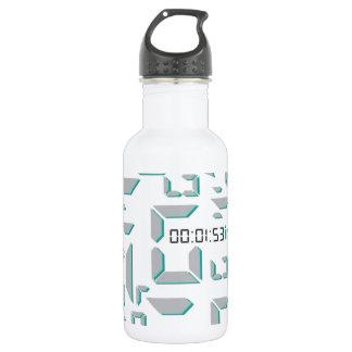 Motivational Running Water Bottle