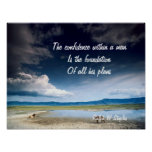 Motivational sayings posters