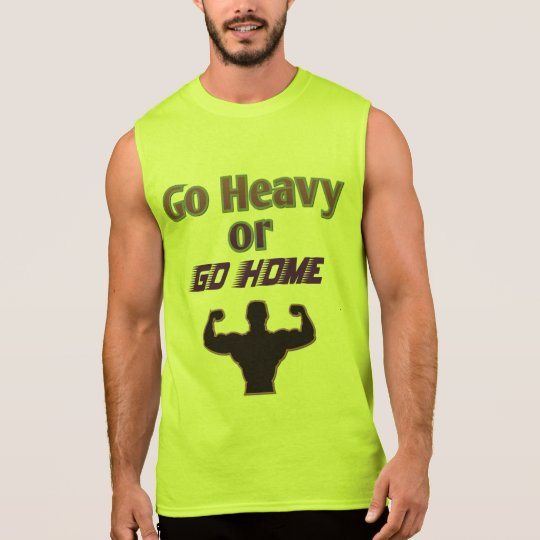 Motivational Shirt for the Gym & Body Building