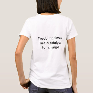 Motivational Tee ~ Ordaining reality swag