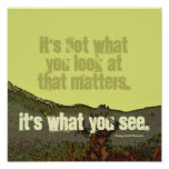 motivational Thoreau Posters