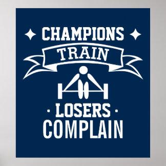 Motivational Typography | Gym Motivation | Fitness Poster