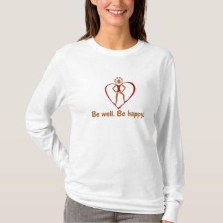 Motivational Wellness Tee for greater well being