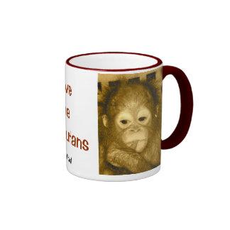 Motivational Wildlife Causes Coffee Mug